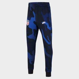 Nike Kids' U.S. Camo Jogger Pants