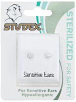 Studex Fireball Aurora Boreal 4.5mm Earrings