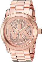 Michael Kors Runway MK5661 Women's Wrist Watches, Dial