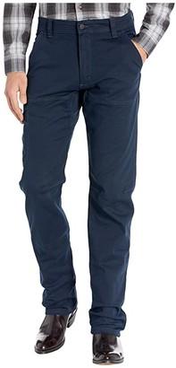 Wrangler ATG Outdoor Canvas Cargo (Fallen Rock) Men's Casual Pants