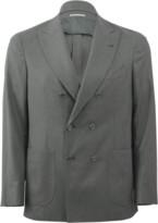 Brunello Cucinelli Light Flannel Wool Jacket