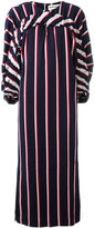 Henrik Vibskov Date hairy stripe dress