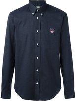 Kenzo 'Mini Tiger' button down shirt