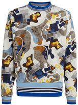 MSGM Multicolor Sweater