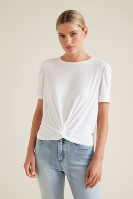 Seed Heritage Knot Front Tee