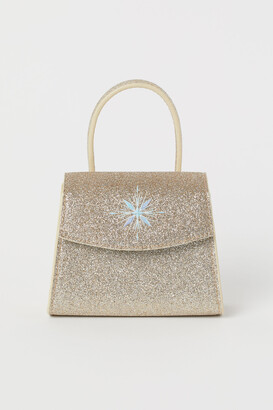 H&M Glittery Shoulder Bag