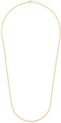 Carolina Bucci 18kt yellow gold Medium Disco Ball necklace