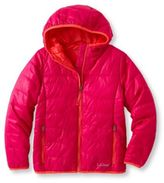 L.L. Bean Girls Puff-n-Stuff Jacket