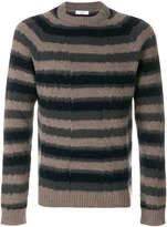 Boglioli striped knit pullover