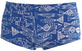 Arena Fisk Swimming Shorts Deep Sea/frost Grey