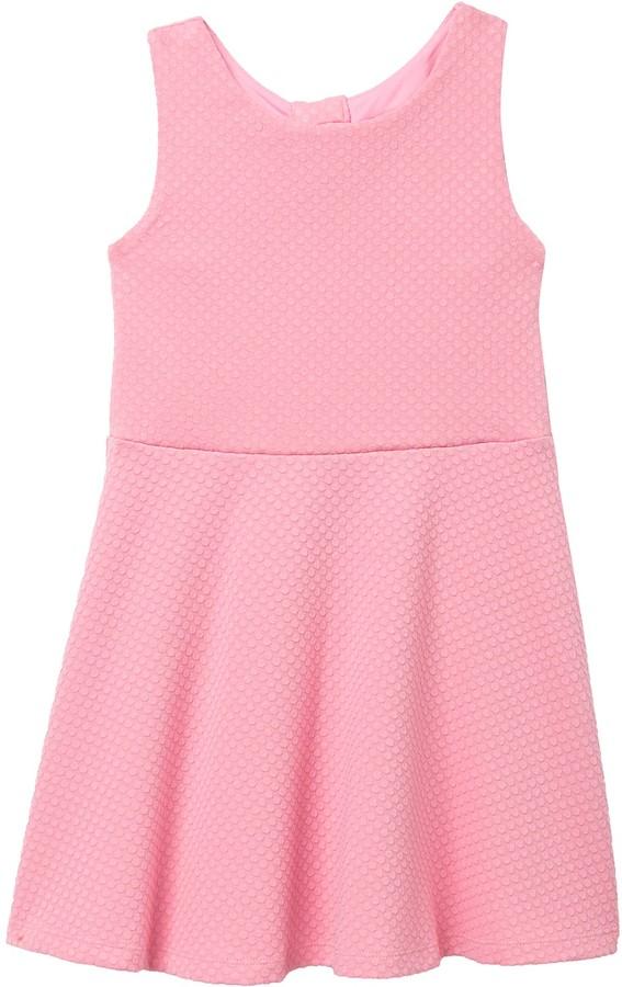 Kate Spade Vivan Textured Dress (Big Girls)