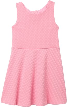 Kate Spade Vivan Textured Dress (Big Girls)