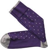 Johnston & Murphy Mini Dot Socks