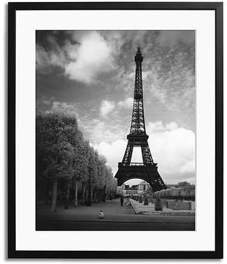 Sonic Editions The Eiffel Tower Framed Photo