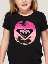 Roxy Girls 2-6 Rainbows End Tee Shirt