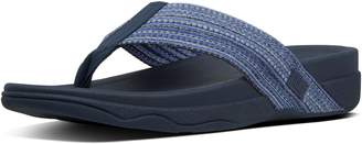 FitFlop Surfer Freshweave Toe-Thongs