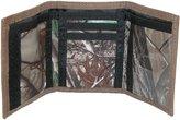 John Deere Men's Realtree Camo Tri-Fold Wallet Camouflage