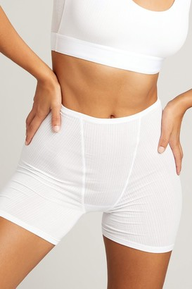 Negative Underwear Whipped Boxer in White