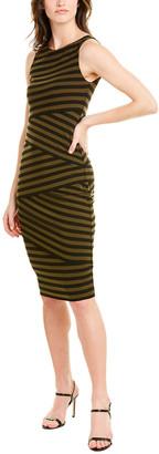 Bailey 44 Overlapping Sheath Dress