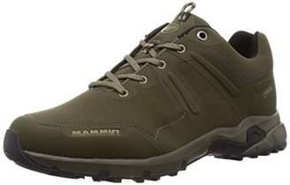 Mammut Men's Ultimate Pro GTX Low Rise Hiking Shoes, Green (Dark Olive-Black 4027)