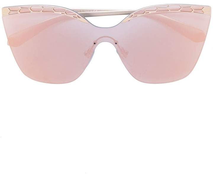 Bulgari tinted sunglasses
