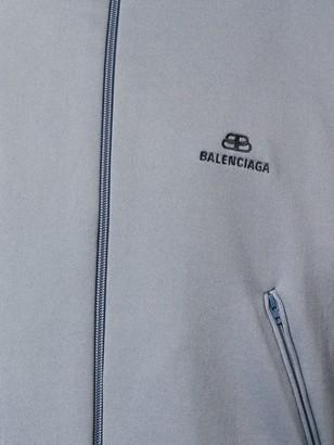 Balenciaga Chest Logo Track Jacket