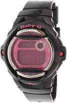Casio Women's Baby-G BG169R-1B Digital Resin Quartz Watch