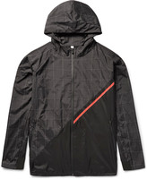 Under Armour Sportswear - Meters Panelled Shell Hooded Jacket