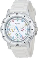 Casio Women's LTP1328-7EV Sport Classic Analog Dial and Resin Strap Watch