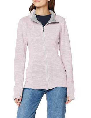 Bench Women's Long Zip Jacket Cardigan