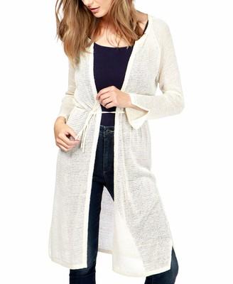 Lucky Brand Women's Light Weight Duster Cardigan Sweater