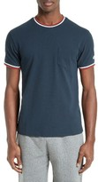Todd Snyder Men's Tipped Pique T-Shirt