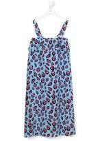 MSGM leopard print skirt - kids - Silk - 12 yrs