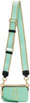 Marc Jacobs Green Small Snapshot Bag