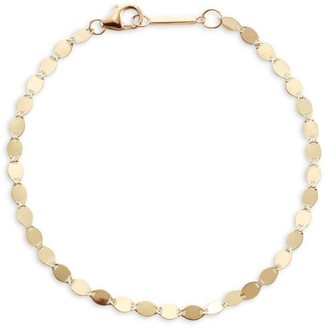 Lana 14K Yellow Gold Nude Chain Bracelet