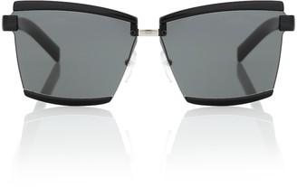 Prada Duple acetate sunglasses
