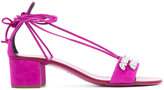 Giuseppe Zanotti Design Cindy sandals - women - Leather - 35.5