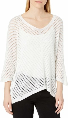 M Made in Italy Women's Soft Knit Sweater