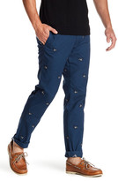 "Dockers Embroidered Extra Slim Fit - 32"" Inseam"