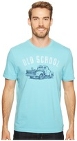 Life is Good Old School Crusher Tee Men's T Shirt