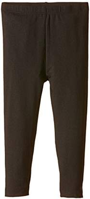 Trigema Women's Mädchen Leggings Polyester/Elastan (Schwarz 008)