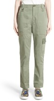 Marc Jacobs Women's Cotton Sateen Cargo Pants