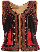 Vilshenko Nadia Embellished Vest