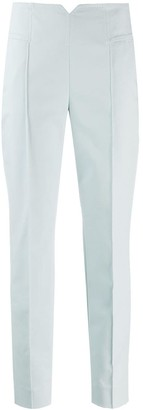 Schumacher Dorothee cropped tailored trousers