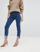 Sisley Boyfriend Tapered Jeans