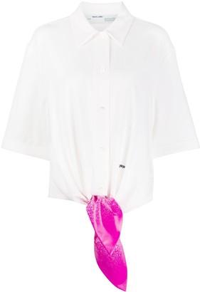 Off-White Paint Splatter Shirt