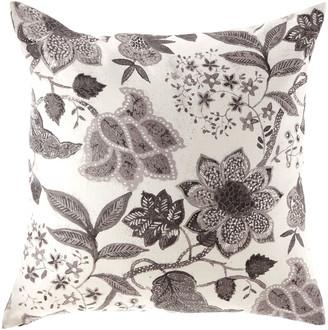 Callisto Home Kennedy Floral Print European Sham