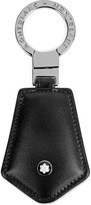 Montblanc MeisterstÃ1⁄4ck leather key fob