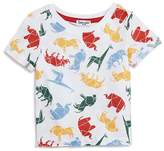 Splendid Boys' Origami Print Animal Tee - Baby