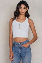 Toby Heart Ginger Bailey Ribbed Top